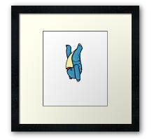 Cutie Quaggan Framed Print