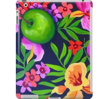 Flowers and fruit iPad Case/Skin