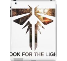 Look for the Light iPad Case/Skin