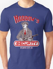 Harrow's Security Unisex T-Shirt