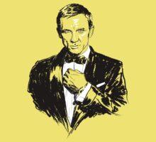 Bond...James Bond by kentcribbs