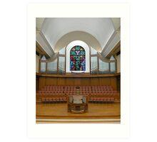 Christ United Methodist Church, Plano, TX    IV/90 #2 Art Print