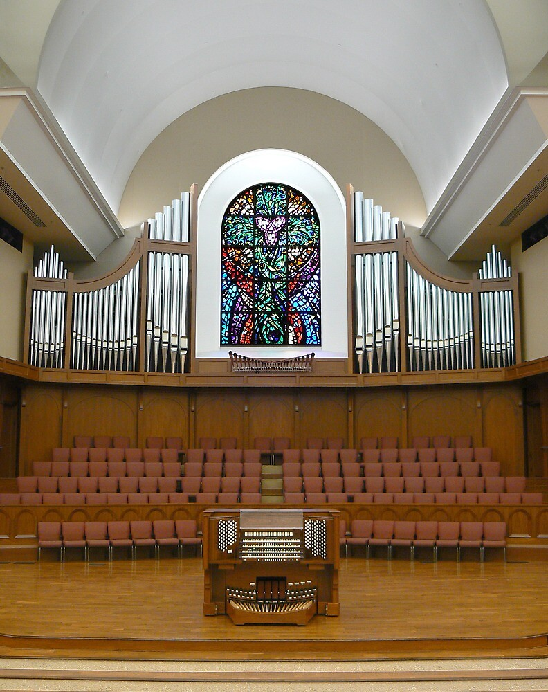 Christ United Methodist Church, Plano, TX    IV/90 #2 by reuter organ