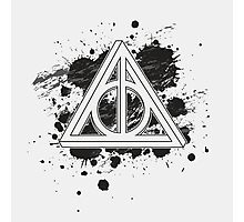 The Impossible Hallows Photographic Print