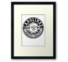 CAROLINAS MEDICAL IMAGING Framed Print