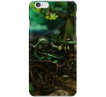 Jungle Spec Op iPhone Case/Skin