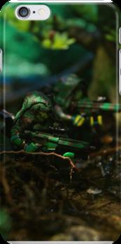 Jungle Spec Op by Shobrick