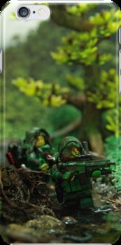 Jungle Spec Op 4 by Shobrick