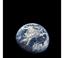 Earth From Apollo 8 Photographic Print