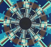 Black hole by infloence