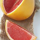 Ruby grapefruit by Jeanne Horak-Druiff