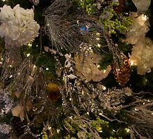silver-white sparkle by Shymala Dason