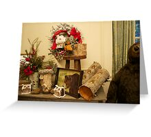 A Beary Christmas! Greeting Card