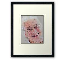 Yvonne Framed Print