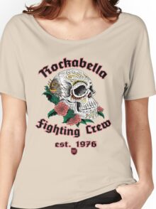 Rockabella Fighting Crew Women's Relaxed Fit T-Shirt