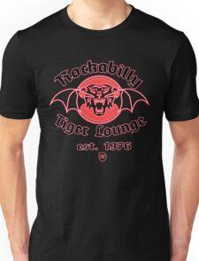 Rockabilly Tiger Lounge Unisex T-Shirt