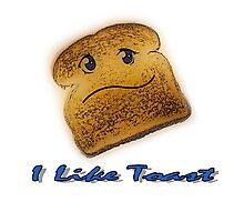 Toasty humor Photographic Print