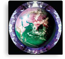 EARTH IS MAGIC Canvas Print