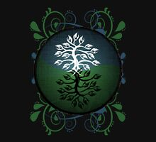 Duality and the Tree of Life Womens Fitted T-Shirt