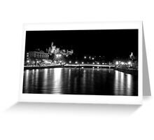 Goodnight Inverness Greeting Card