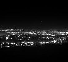 City Lights by IonaSpence