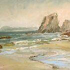 Mendocino Coast by Patricia Seitz