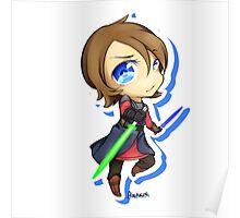 Anakin Skywalker chibi Poster
