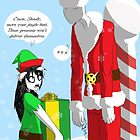 Slenderman is Coming to Town... by RebirthReborn