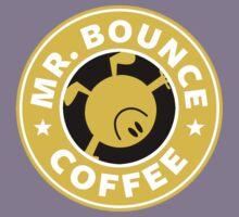 Mr. Bounce Coffee Kids Tee