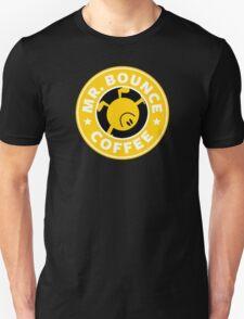 Mr. Bounce Coffee Unisex T-Shirt