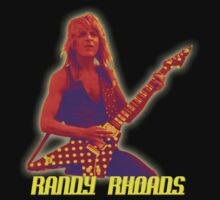 Randy Rhoads by Blackwing