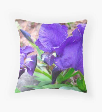 Spring verve Throw Pillow