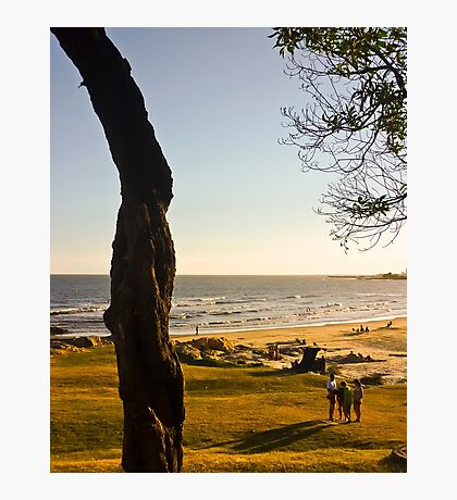 Montevideo Summer Beach Photographic Print
