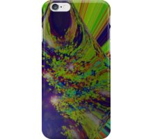 Abstract I-Phone case..Burst of color iPhone Case/Skin