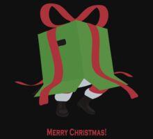 Metal Gear Santa by PaperGoblin