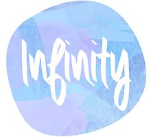 One Direction - Infinity, Watercolour  by madeoflightingg