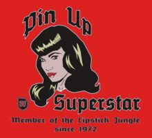 Pin Up Superstar by SundaySchool
