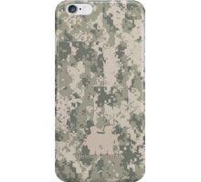 Tactical Modern Military digital camo 4 iPhone Case/Skin