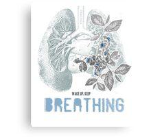 Romantic Ecology Metal Print