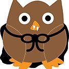 Vampire Owl by ValeriesGallery