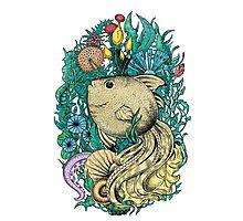 Fantasy fish Photographic Print