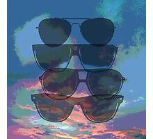 Sky Shades Photographic Print