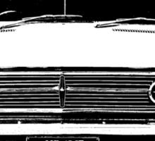 1967 HR Holden Sticker