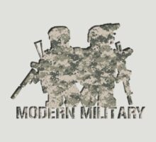 Modern Military digital camo 5 by Shobrick