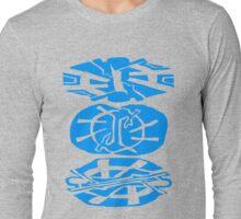 Alien Tribal Marks Long Sleeve T-Shirt
