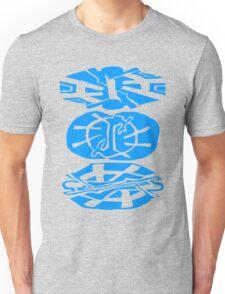 Alien Tribal Marks Unisex T-Shirt