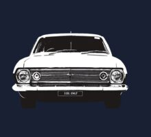 1967 HR Holden One Piece - Short Sleeve