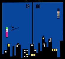 Batman Vs. Joker: Gotham City by MinxMacabre