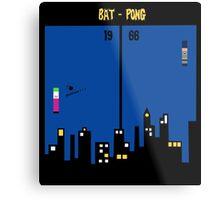 Batman Vs. Joker: Gotham City Metal Print