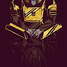 sunstreaker by koroa